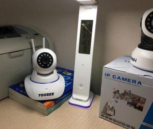 Camera wifi ngày càng được sử dụng rộng rãi